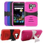 "Phone Case For Alcatel TRU / Alcatel Pop 3 (5"") Heavy Duty Armor Cover Stand"