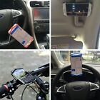 Universal Motorcycle Bike Bicycle MTB Handlebar Mount Holder fr Mobile Phone GPS