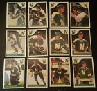 1985-86 OPC MINNESOTA NORTH STARS Select from LIST NHL HOCKEY CARDS O-PEE-CHEE
