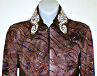 Womens Western Rail, Pleasure, Rodeo,Trail, & Glamour Shirt N 6 Color Choices