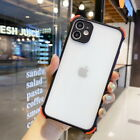 For iPhone Xs Max Xr X 8 7 6S Plus Silicone Rubber Leather Slim Back Cover Case