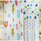 Hot New Bathroom Waterproof Mould-proof Shower Curtain With Hooks Accessories