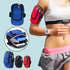 For iPhone 7 Plus 6S Sports Gym Armband Bag Case Running Exercise Arm Band Pouch
