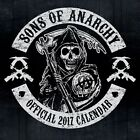 Sons of Anarchy 2017 Square Calendar 30x30cm