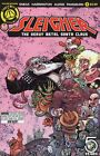 Sleigher Heavy Metal Santa Claus #3 (Of 4) Comic Book 2016 Action Lab