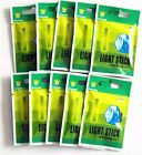 20Pcs 4.5mm High Quality Fishing Glow Sticks in Green Colour,Fishing tackle!!