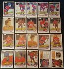 1981-82 OPC MONTREAL CANADIENS Select from LIST NHL HOCKEY CARDS O-PEE-CHEE