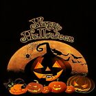 HAPPY HALLOWEEN JACK O LANTERN PUMPKIN COASTERS U PICK SET SIZE