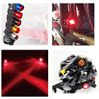 Bicycle Durable Tail Light Aluminium Alloy Rear Lights to Protect Biker Colorful