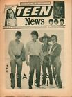 Teen News Vol. I -- No. 1, 2, 3, 4  RARE ORIG Buffalo N.Y. 1966 Back Issues (NM)