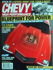 CHEVY HIGH PERFORMANCE 2008 OCT - HARDCORE TECH Spcl Factory sealed w/Supplement