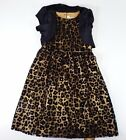 girl child dress emily west formal dressy holiday sleeveless with over shall
