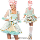 CA77 Leg Avenue Marie Antoinette Renaissance Masquerade Ball Dress Up Costume