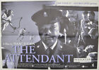 THE ATTENDANT (1993) Cinema Double Crown Poster - Isaac Julien, Thomas Baptiste