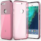 Fosmon [DURA-T] For Google Pixel [Slim] Fit Shockproof Case Gloss TPU Cover Skin