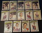 1976-77 OPC NEW YORK ISLANDERS Select from LIST NHL HOCKEY CARDS O-PEE-CHEE