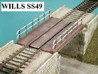 Wills SS49 -  Decked Girder Bridge           NEW         (00 Gauge)