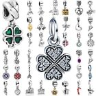 Charms Beads Pendant For 925 Sterling Silver European Bracelet Necklace image
