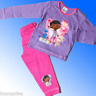 Girls Doc McStuffins Stuffings Pyjamas Age  1 2 3 4 5 Years