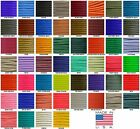 Kyпить 550 Paracord Parachute Cord Solid Colors 50ft Hanks USA Made на еВаy.соm