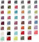 Glam and Glits Nail Design MATTE Glitter ACRYLIC POWDER Variations MAT 601-648
