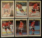 1990 91 OPC PREMIER CHICAGO BLACK HAWKS Select from LIST HOCKEY CARDS O-PEE-CHEE