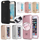 For iPhone 6 6S Plus Ultra Slim External Battery Charger Case Power Bank Pack