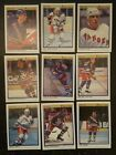 1990 91 OPC PREMIER NEW YORK RANGERS Select from LIST HOCKEY CARDS O-PEE-CHEE