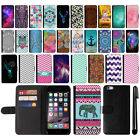 For Apple iPhone 6 iPhone 6S 4.7 inch Flip Wallet Leather POUCH Case Cover + Pen