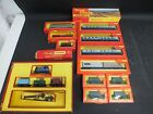 Job lot of TRIANG HORNBY model railway track, engines, cars and buildings - I07