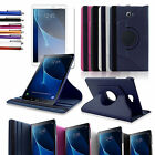 """360° Rotation Leather Stand Case Cover For Samsung Galaxy Tab A 10.1"""" T580 T585"""