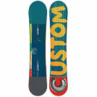 Burton Custom Flying V Twin Rocker Snowboards Freestyle Freeride 2015-2017 NEUF
