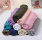 Girl Boy Infant Newborn Baby Toddler Hollow Wrapped Blanket Filler photo Props