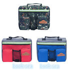25*35cm Dog Pet Pack Panniers Saddle Bag Camping Outdoor Travel Carrier Backpack