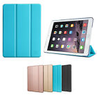 For iPad mini Air 1/2/3 Smart Case Stand Ultra Slim Light PU Magnetic Cover Case