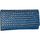 Nino Bossi My Woven Wallet 4 Colors Women's Wallet NEW