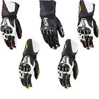 Furygan FIT-R Motorcycle Gloves Racing Protection Reinforced Adjustable Bike