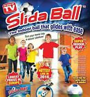 SUPER SOFT SLIDA HOVER BALL INDOOR FOOTBALL GAME FOAM BALL WITH SLIDING BASE TOY