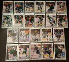 1990-91 UPPER DECK HARTFORD WHALERS Select from LIST NHL HOCKEY CARDS