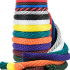 Golberg Solid Braid 1/4-inch Utility Rope. Available in various sizes & colors.