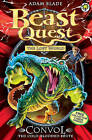 NEW BEAST QUEST (37) CONVOL the Cold Blooded Brute ( Adam Blade )