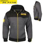 DL FUNK TOP JACKET MEN'S BOMBER TRENDY STYLIST SPORTISH WARM FLEECE S M L XL