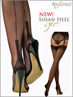 Gio Fully Fashioned Stockings - SUSAN Heel - PERFECTS / All Colours & Sizes
