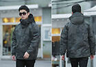 SouthPlay Winter Outwear Warming Waterproof 10,000mm- Wood Land Military Jacket
