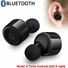 Mini True TWS Twins Wireless Bluetooth Stereo Headsed Earbuds for iPhone7/7 Plus