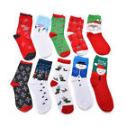 New Women's Christmas Style Assorted Socks - Size M FASHION HF
