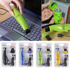 PC Keyboard Table Computer USB Brush Dust Collector Vaccum Mini Cleaner Tools