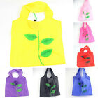 Multicolors Reusable Folding Travel Bags Grocery Shopping Eco Friendly Tote Bag