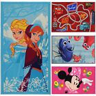 New Children's Carpet Rug with Favourite Disney Characters – Machine Washable