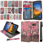 For Samsung Galaxy S7 Active G891 Flip Wallet LEATHER POUCH Case Cover + Pen
